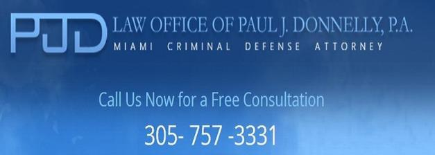 Criminal Defense Attorney Miami Florida