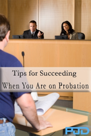 Succeeding tips on probation condition